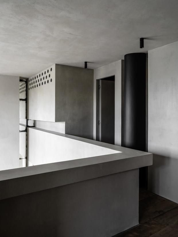 Фото №7 - Квартира в доме Наркомфина: проект Натальи Белоноговой