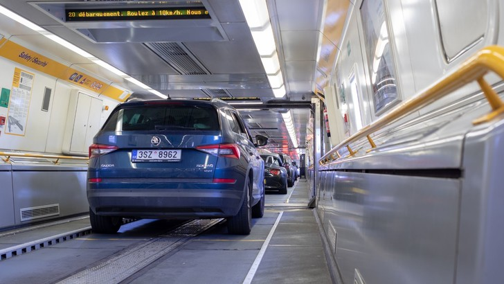 Фото №6 - 15 глубоких фактов о тоннеле под Ла-Маншем