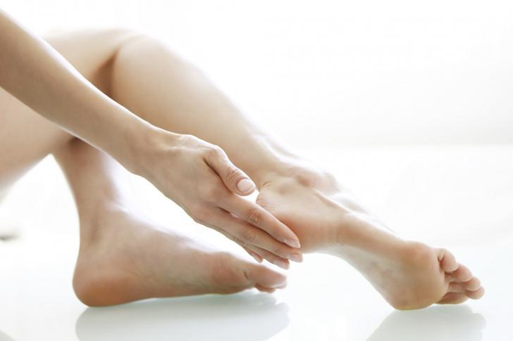 Фото №9 - Сухость, шишки, варикоз: простые способы забыть проблемы и вернуть ногам легкость и красоту