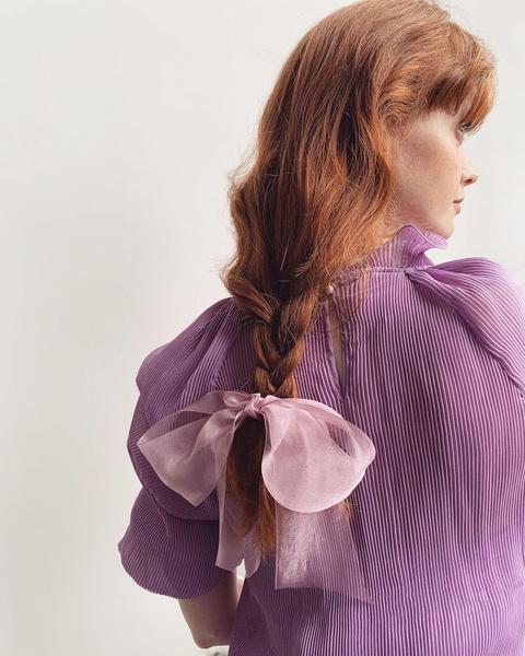 Фото №1 - Заплетай: 6 стильных причесок с косами на осень 2020