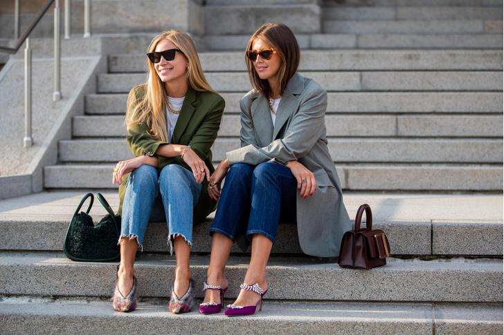 Фото №1 - Три признака, по которым стоит выбирать трендовые джинсы на лето 2021