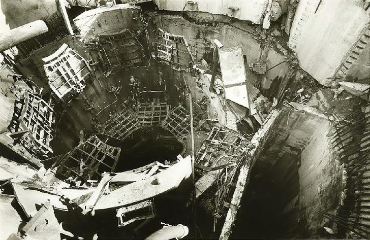Фото №2 - Как американцы по глупости взорвали термоядерную ракету и никому не сказали