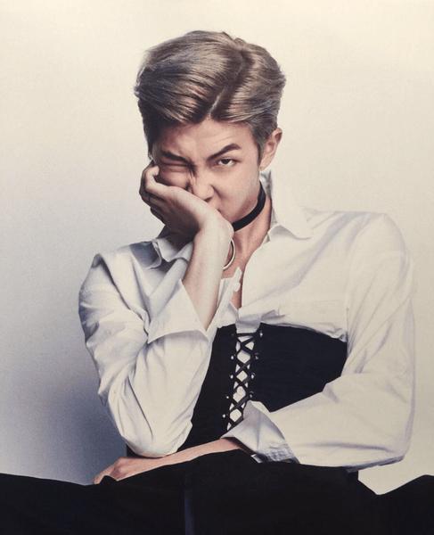 Фото №7 - 9 раз, когда BTS сказали «нет» гендерным стереотипам 💜
