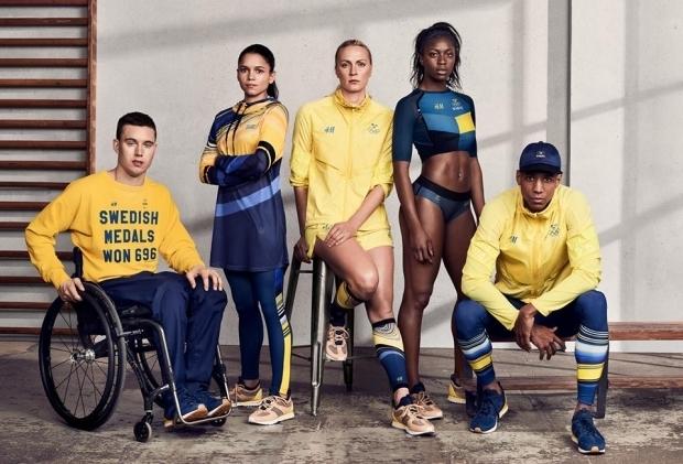 Фото №18 - Встречаем по одежке: форма олимпийских сборных в Рио