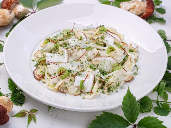 Фото №2 - Рецепты с белыми грибами: 4 домашних блюда, которые покорят всю семью