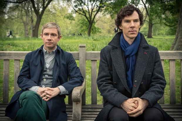 ФотоКадр из сериала «Шерлок», 2010–2017 гг.