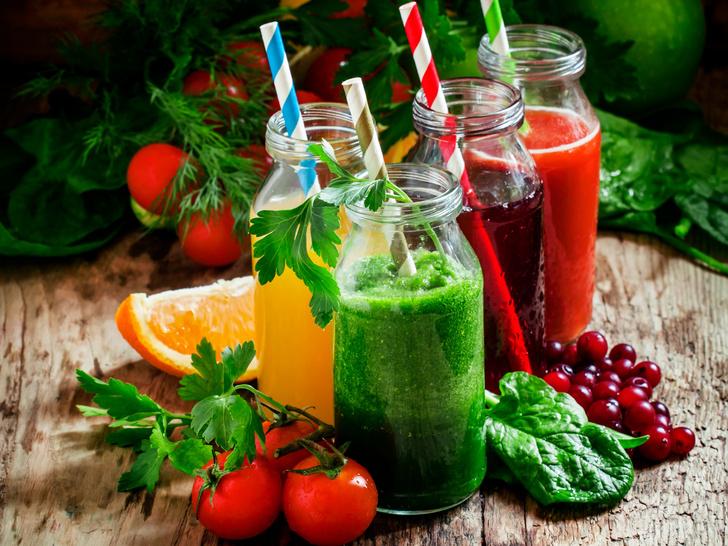 Фото №1 - Смузи каждый день: еще 5 рецептов для здоровья и красоты