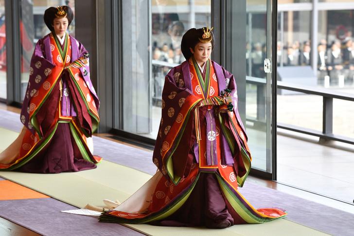 Фото №7 - Японский Мегзит! Принцесса выходит замуж за простолюдина и бежит из дворца