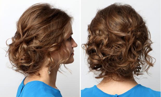 Прически на длинных волосах