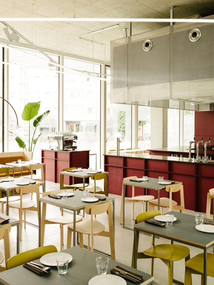 Фото №3 - На контрасте: ресторан Remi в Берлине