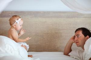 Фото №4 - Личная жизнь новоиспеченных родителей