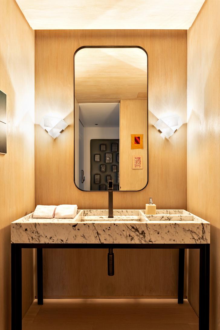 Фото №13 - Светлая квартира для коллекционера в Сан-Паулу