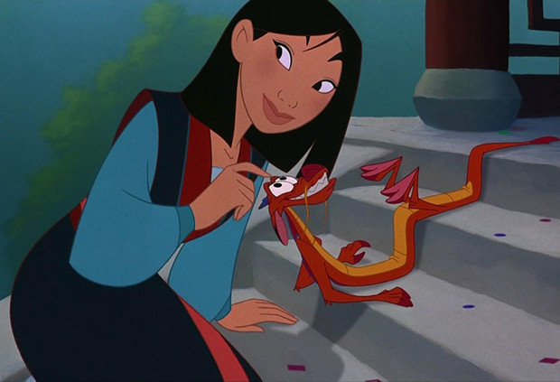 Фото №1 - Вы Овен-Мулан или Рыбы-Ариэль: героини Диснея по знаку зодиака