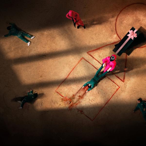 Фото №1 - «Игра в кальмара» стала самой популярной дорамой на Netflix
