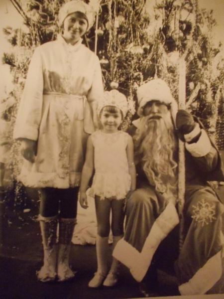 Фото №6 - Новогодние костюмы: в чем ходили на елку в прошлом веке?