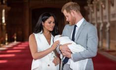 Сын Меган и Гарри будет донашивать одежду за детьми Миддлтон