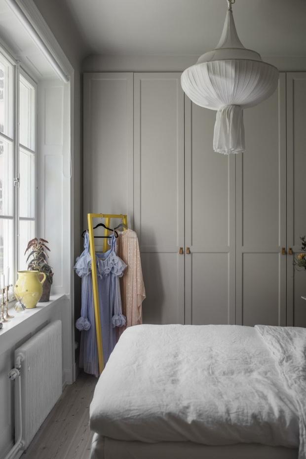 Фото №8 - Квартира в фермерском доме в Стокгольме