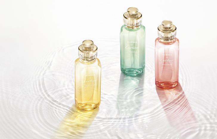 Фото №1 - «Парфюмерные» реки: новая коллекция ароматов Cartier