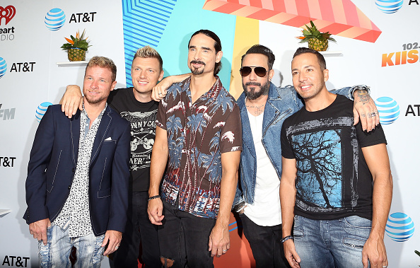 Фото №12 - Backstreet Boys: что стало с красавцами знаменитой группы