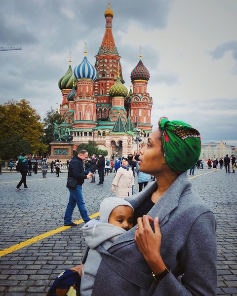 Imany в Москве