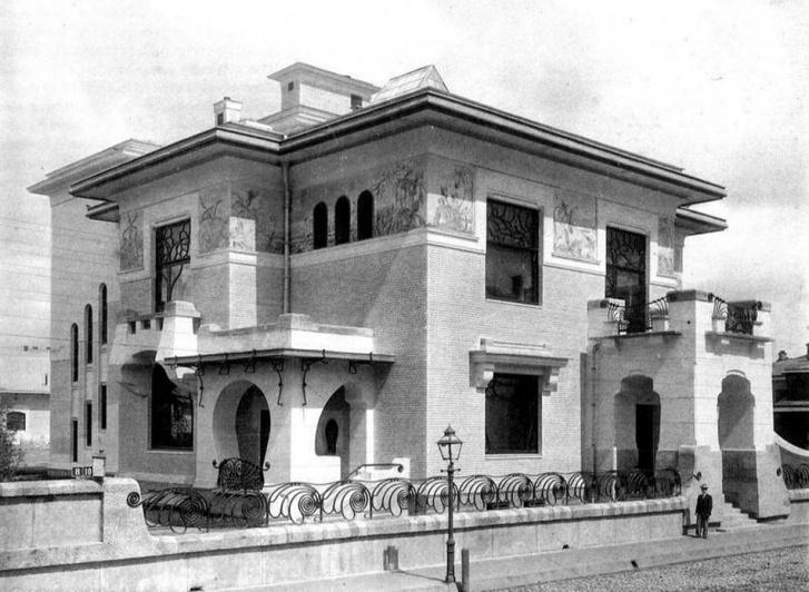 Фото №5 - Дома писателей: где рождались на свет бестселлеры