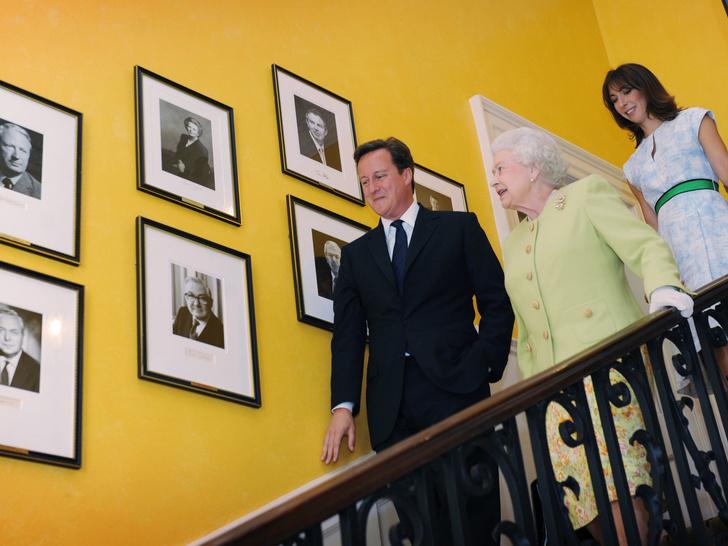 Фото №2 - Гнев Королевы: как премьер-министр Британии вынудил Елизавету нарушить протокол