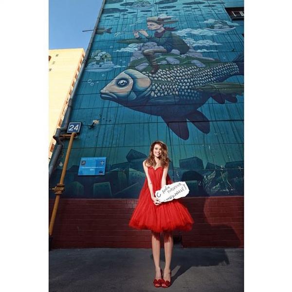 Фото №1 - Алена Водонаева превратилась в Валентина