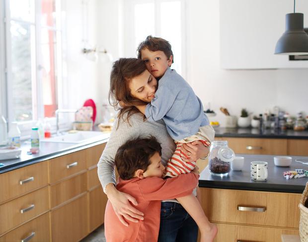 Фото №1 - 14 причин говорить своим детям «я тебя люблю» как можно чаще