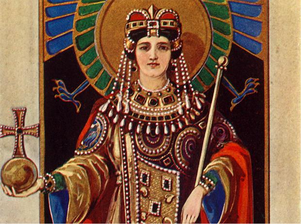 Фото №1 - От детоубийцы до святой: история Ирины Афинской— первой императрицы Византии