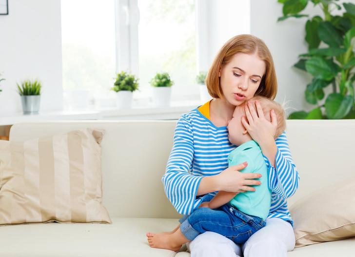 тревоги молодой мамы