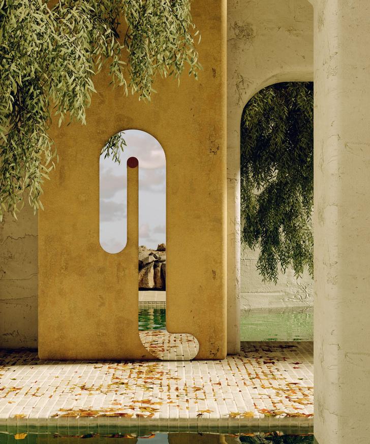 Фото №3 - Melt Mirrors: коллекция зеркал от Bower Studios