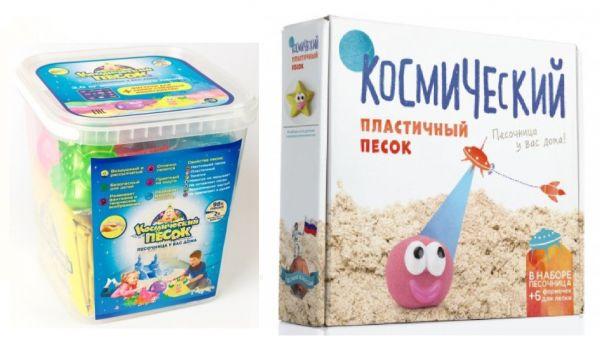 Фото №4 - Космический песок: игрушка для детей и взрослых