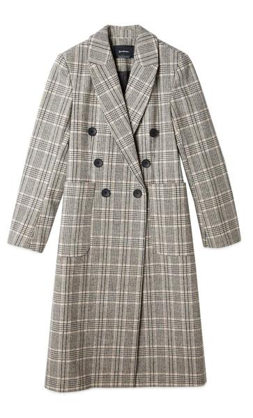 Фото №19 - Осенняя классика: где искать пальто в клетку, как у герцогини Кейт