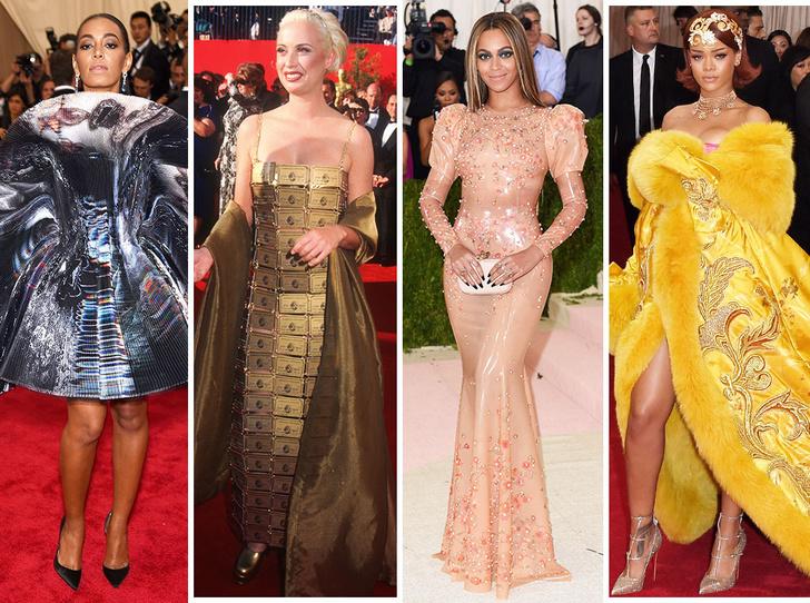 Фото №1 - Модные мученицы: самые неудобные платья звезд