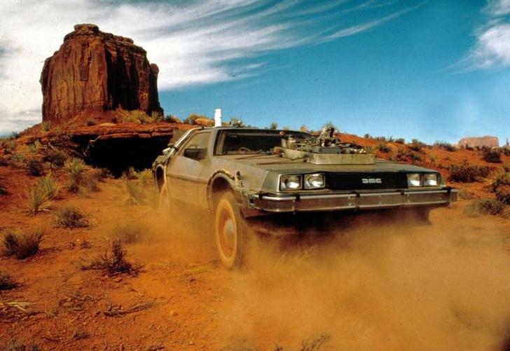 Фото №9 - 11 увлекательных фактов о самой лучшей машине времени