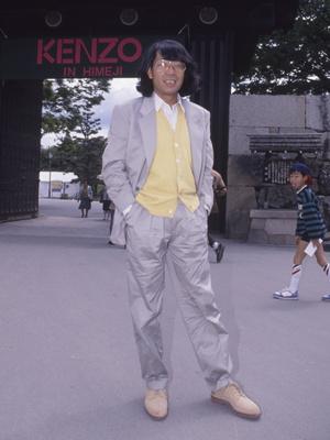 Фото №4 - Между Востоком и Западом: как Кензо Такада перевернул наше представление о моде