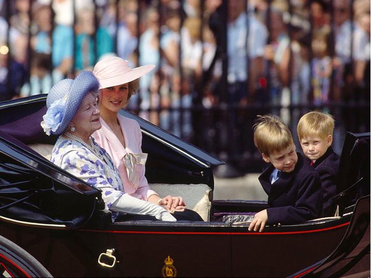 Фото №3 - Какое наследство Королева-мать оставила правнукам (и почему Гарри ничего не получил)
