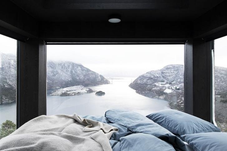 Фото №3 - Микроотель с видом на Люсе-фьорд в Норвегии