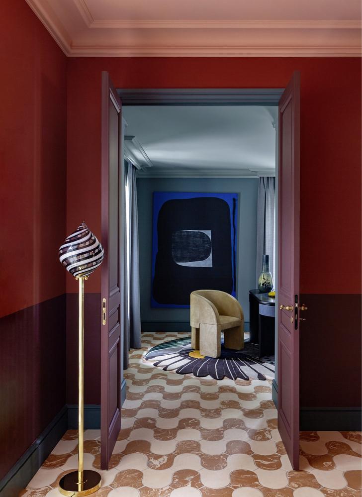 Фото №2 - Дом основательницы марки Magic Circus Editions Мари-Лиз Фери в Лионе