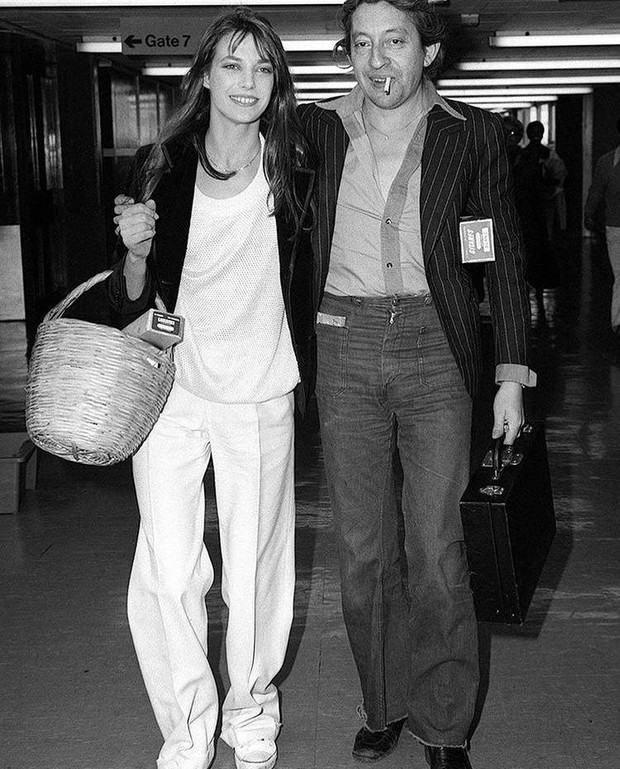 Фото №11 - Серж Генсбур и Джейн Биркин— самая стильная пара своего поколения. И вот почему