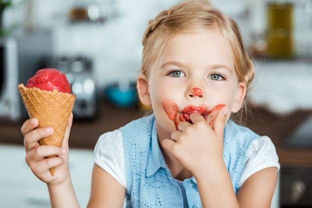 Фото №1 - Полезные сладости: мармелад, мороженое и конфеты