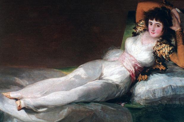 Фото №3 - 10 великих картин, появившихся благодаря супружеской измене