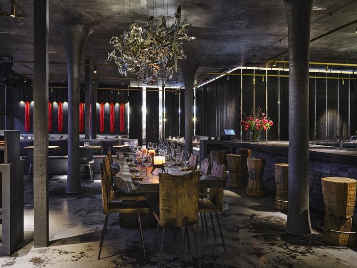 Фото №5 - Модное место: ресторан «Жирок» по проекту NB-Studio