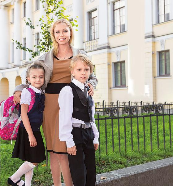 Фото №7 - Дочери Бородиной, Чуриковой и другие звездные первоклашки