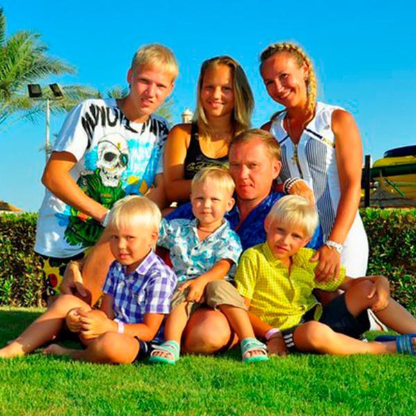 Фото №1 - Как в Рязани празднуют День семьи, любви и верности