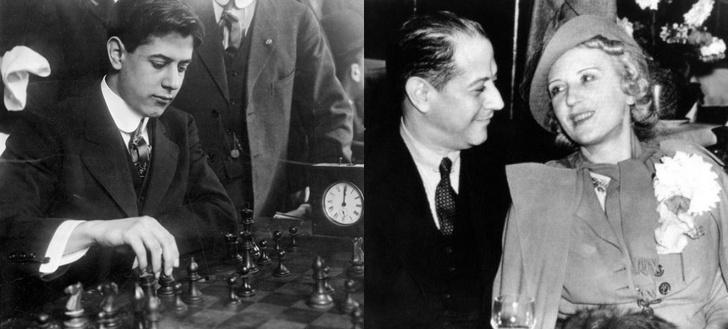 Фото №2 - 5 шахматистов, которые пользовались у женщин феноменальной популярностью