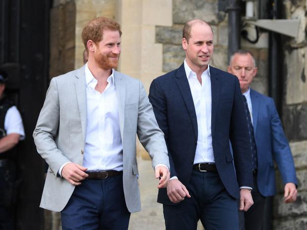 Фото №2 - Потеря принца: самое важное «звание», которого лишился Уильям