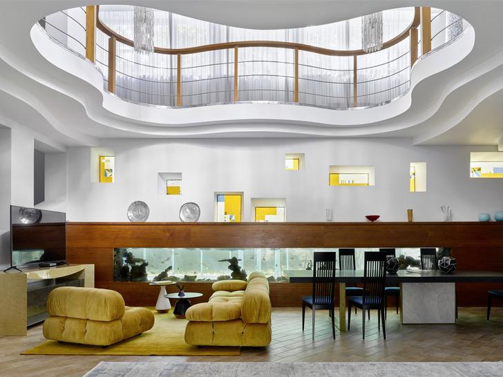 Фото №1 - Съемный дом галериста Кристины Краснянской
