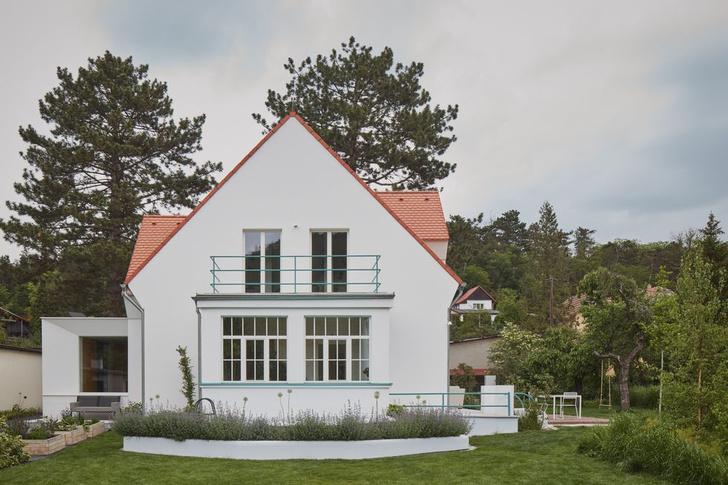 Фото №1 - Дом начала XX века под Прагой