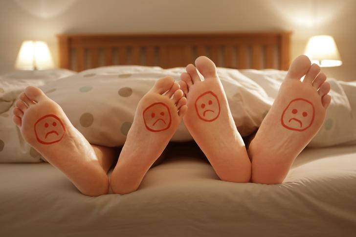 Фото №1 - 10 неожиданных причин, почему вы больше не хотите друг друга